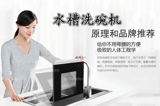 水槽洗碗机创业致富的好项目